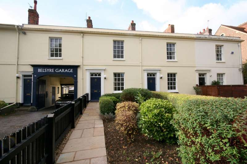 2 Bedrooms Terraced House for rent in Woodstock Road, Oxford