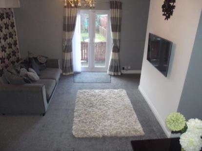 3 Bedrooms Terraced House for sale in Hill View, Broompark, Durham, DH7