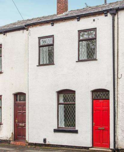 2 Bedrooms Terraced House for sale in Hindley Road, Westhoughton, Bolton, Greater Manchester, BL5