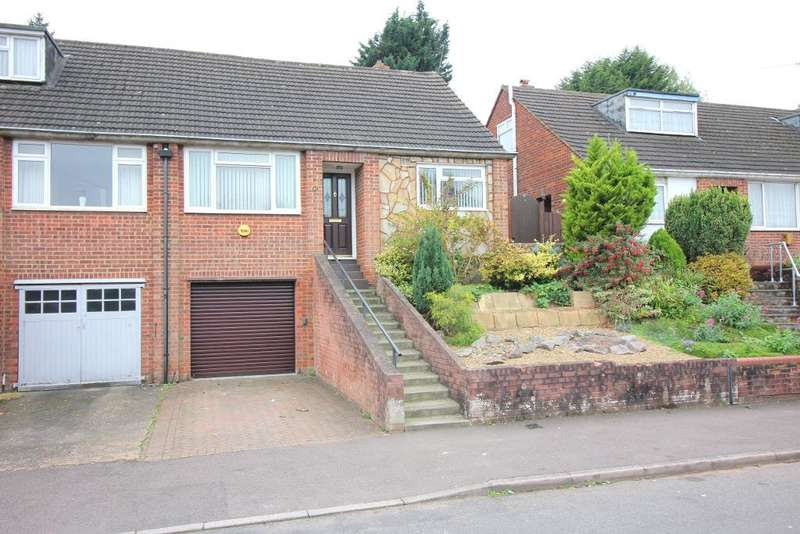 3 Bedrooms Semi Detached House for sale in Saywell Road, Luton, Bedfordshire, LU2 0QF