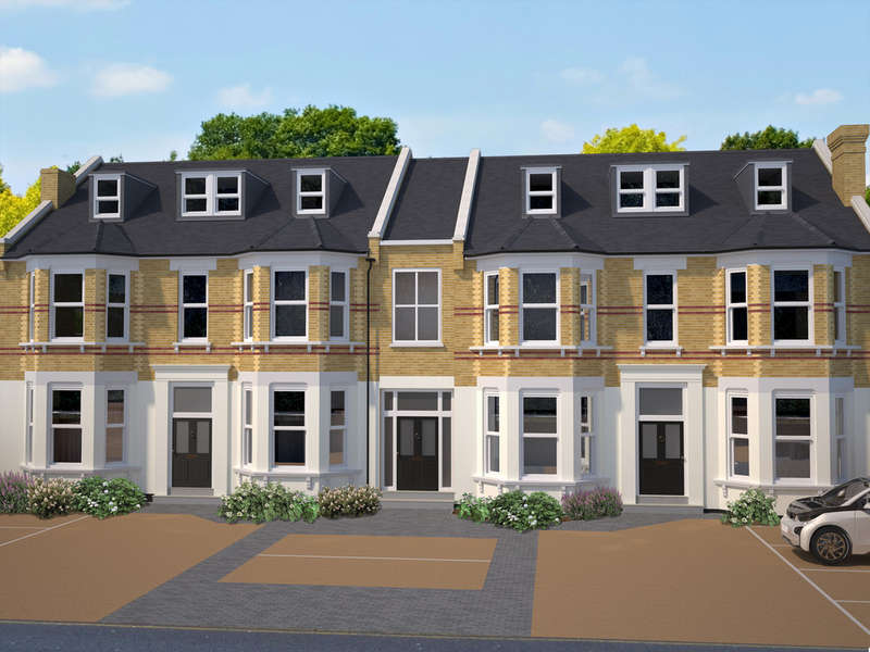 1 Bedroom Flat for sale in The Avenue, Surbiton