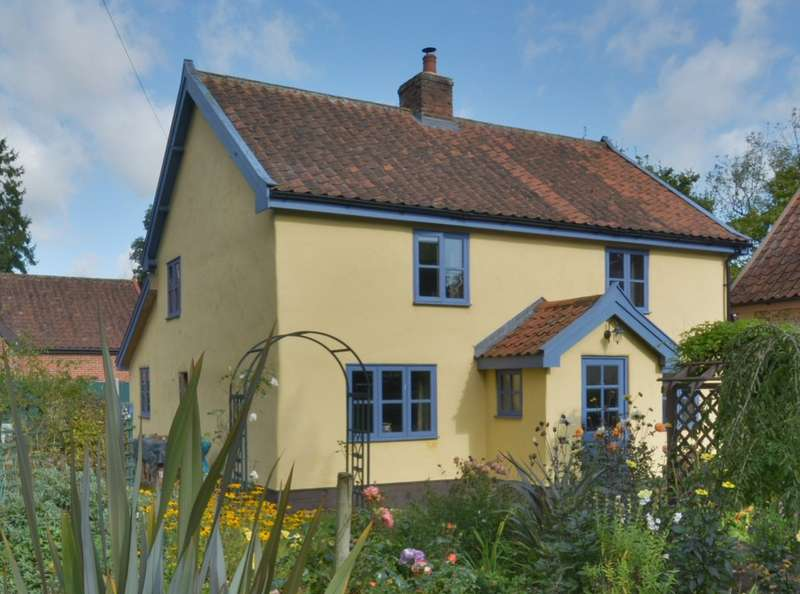 3 Bedrooms Cottage House for sale in Upper Street, Gissing, Diss