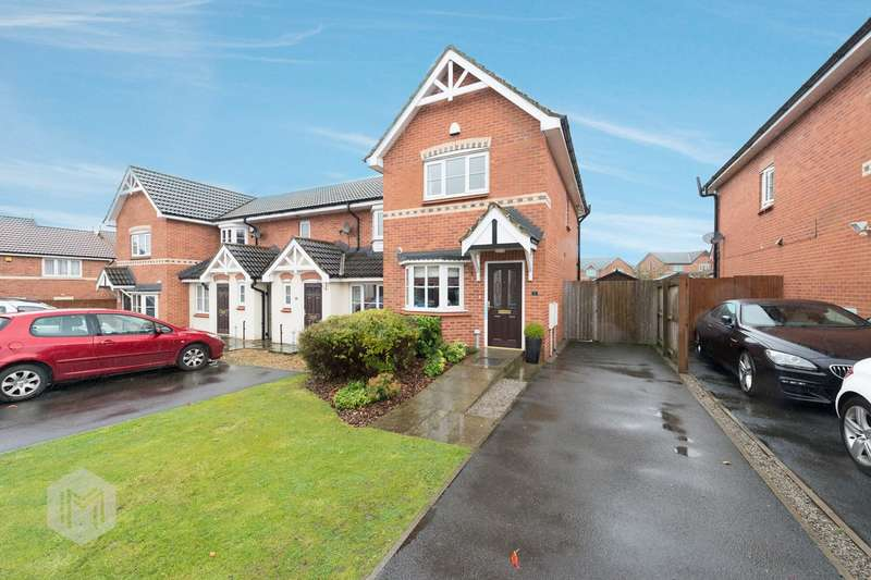 2 Bedrooms Town House for sale in Panton Street, Horwich, Bolton, BL6