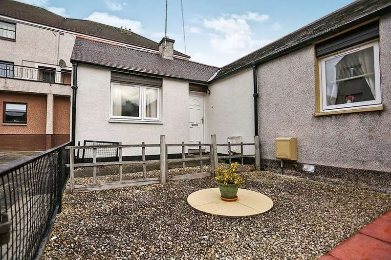 2 Bedrooms Bungalow for sale in Lansbury Court, Dalkeith, EH22