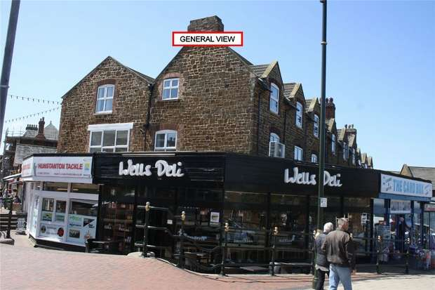 2 Bedrooms Flat for rent in Flat 3, Greevegate, 2 Old Bakery Lane, Hunstanton
