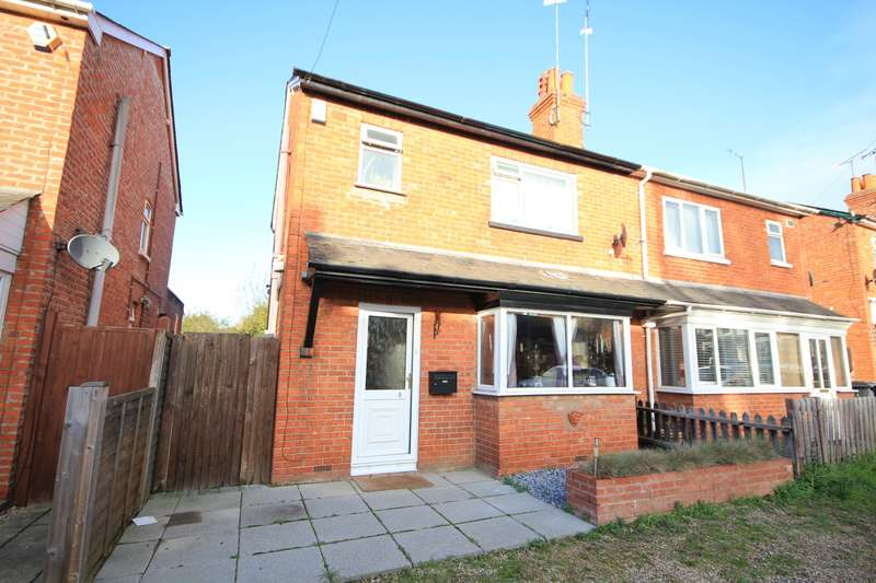 3 Bedrooms Semi Detached House for sale in Rylstone Road, Reading, RG30