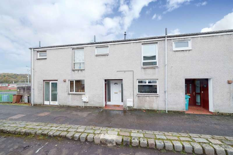 3 Bedrooms Terraced House for sale in Kilbowie Road, Cumbernauld, North Lanarkshire, G67 2PZ