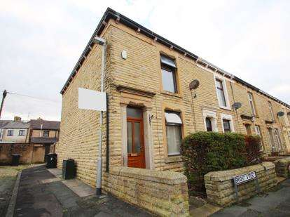 3 Bedrooms End Of Terrace House for sale in Bright Street, Oswaldtwistle, Accrington, Lancashire, BB5