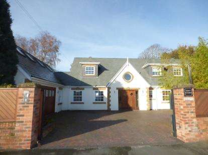 5 Bedrooms Detached House for sale in Lynwood Avenue, Aughton, Ormskirk, Merseyside, L39