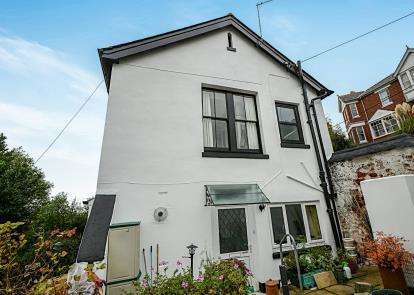 2 Bedrooms End Of Terrace House for sale in Teignmouth, Devon