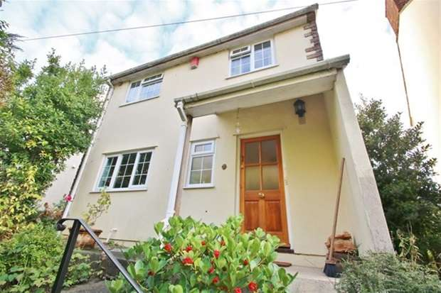 4 Bedrooms Detached House for sale in Bove Town, Glastonbury