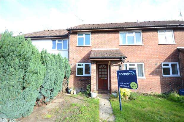 2 Bedrooms Terraced House for sale in Chamomile Gardens, Farnborough, Hampshire