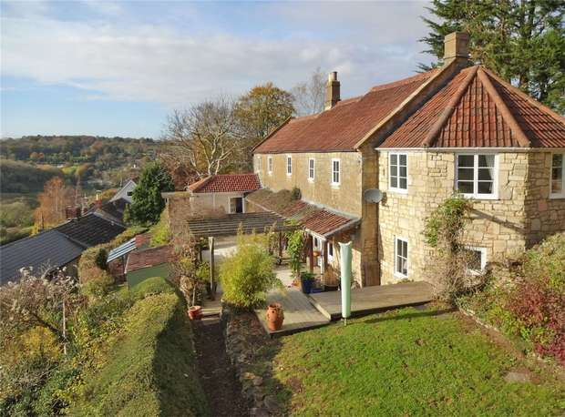 4 Bedrooms Detached House for sale in Mellowstones, Staples Hill, Freshford, Wiltshire