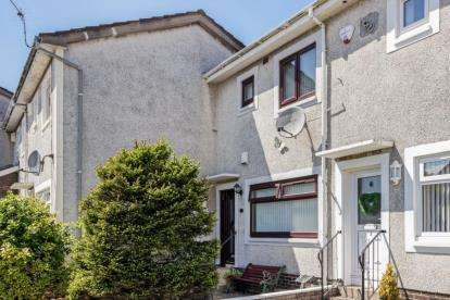 2 Bedrooms Terraced House for sale in Sillars Meadow, Irvine, North Ayrshire