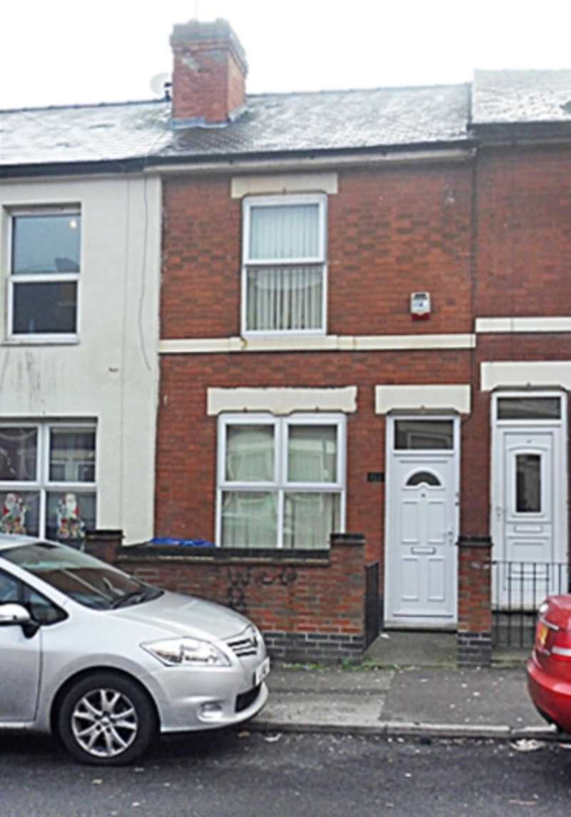 2 Bedrooms Terraced House for sale in Violet Street, Derby
