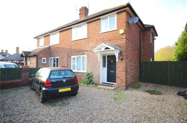 3 Bedrooms Semi Detached House for sale in Elm Road, Reading, Berkshire