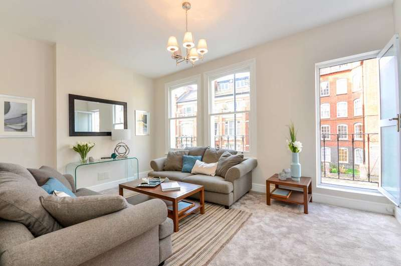 3 Bedrooms Maisonette Flat for sale in New Kings Road, Fulham, SW6