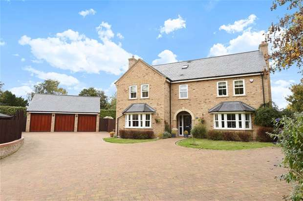 6 Bedrooms Detached House for sale in Bromham Road, Biddenham
