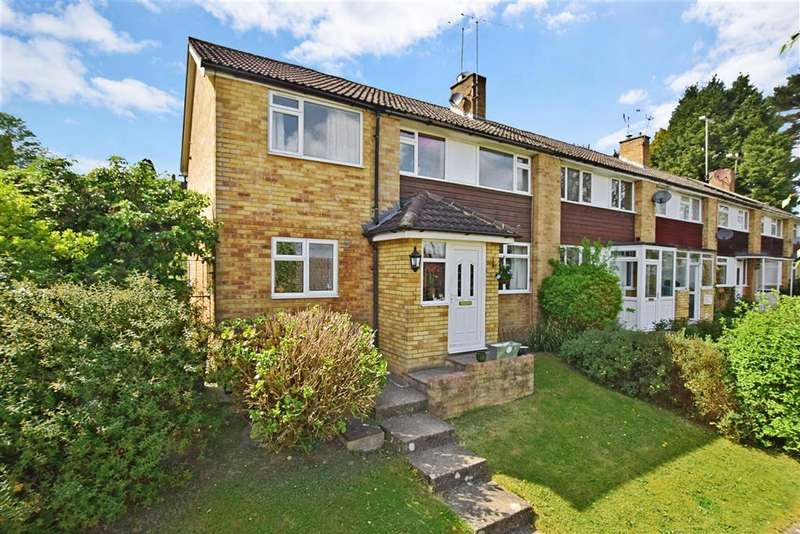4 Bedrooms End Of Terrace House for sale in Kennedy Avenue, East Grinstead, West Sussex