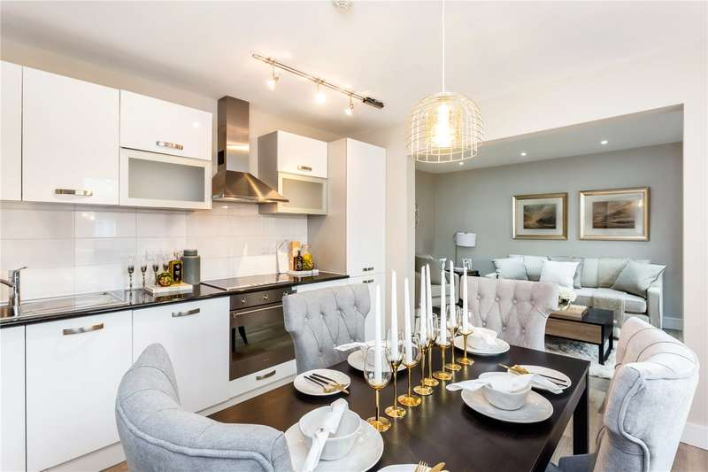 2 Bedrooms Flat for sale in Chelsea Court, 65-69 St. Georges Place, Cheltenham, Gloucestershire, GL50
