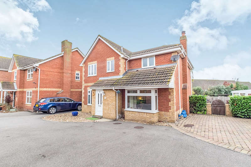 4 Bedrooms Detached House for sale in Helen Thompson Close, Iwade, Sittingbourne, ME9