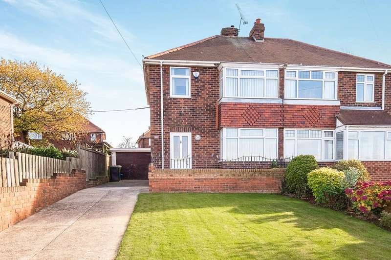 2 Bedrooms Semi Detached House for sale in Brampton Road, Thurcroft, Rotherham, S66