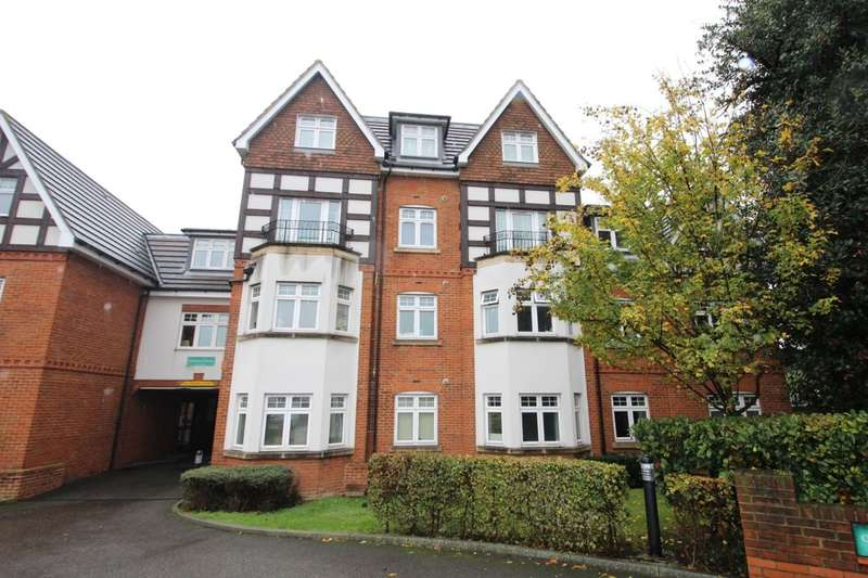 2 Bedrooms Flat for sale in Cheam Road, Epsom, KT17