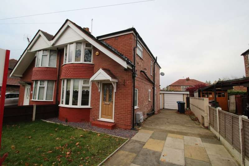 3 Bedrooms Semi Detached House for sale in Councillor Lane, Cheadle, SK8