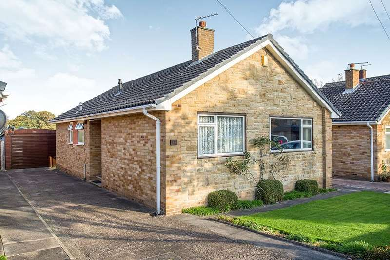 2 Bedrooms Detached Bungalow for sale in Cumbrian Way, Wakefield, WF2