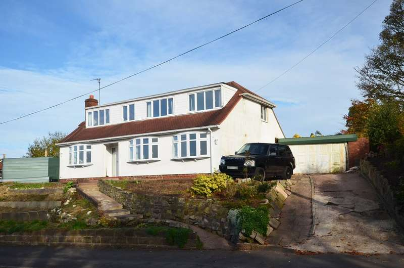 4 Bedrooms Detached Bungalow for sale in Lightwood Road, Lightwood, ST3 7HQ