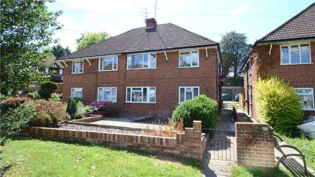 2 Bedrooms Maisonette Flat for sale in Craufurd Rise, Maidenhead, Berkshire