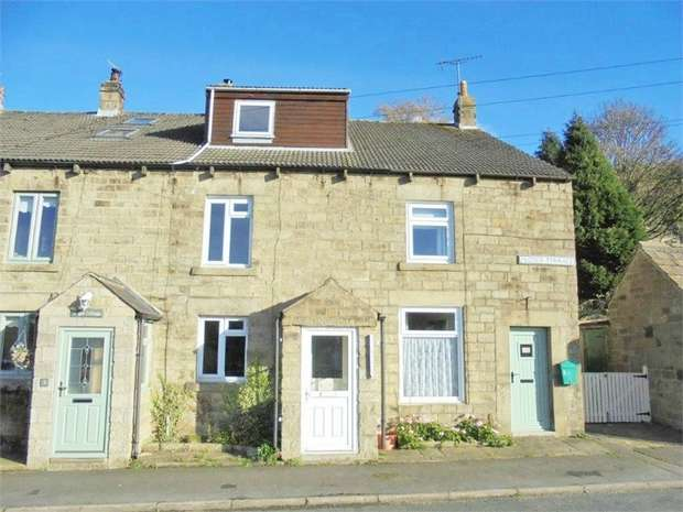 4 Bedrooms Terraced House for sale in Pudsey Terrace, Low Laithe, Harrogate, North Yorkshire