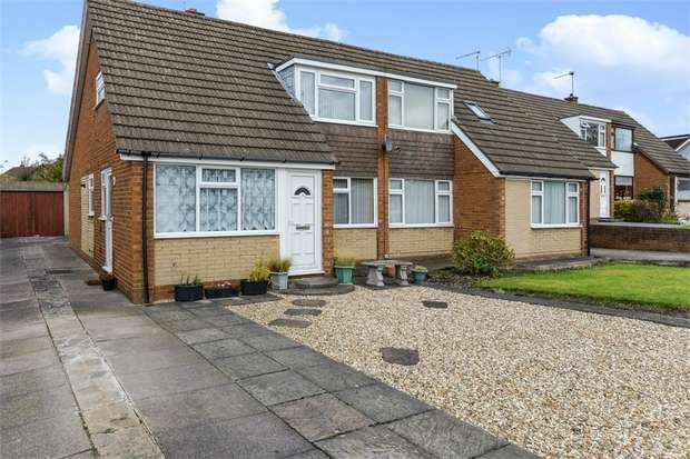 3 Bedrooms Semi Detached House for sale in Mount Close, Nantwich, Cheshire