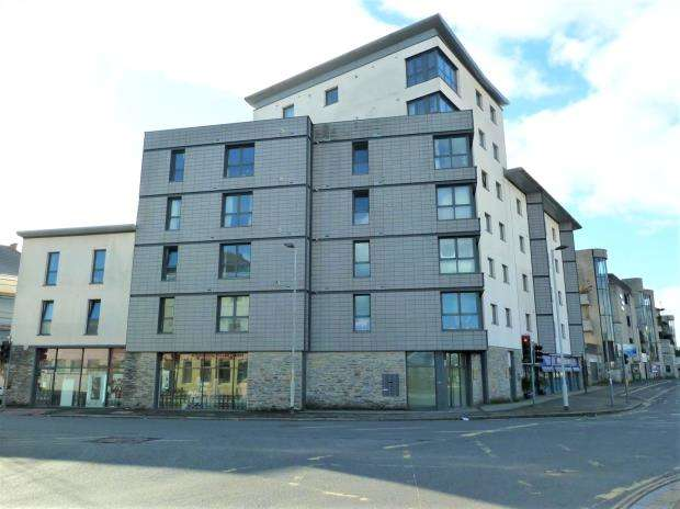 2 Bedrooms Flat for sale in Lockyers Quay, Plymouth, Devon