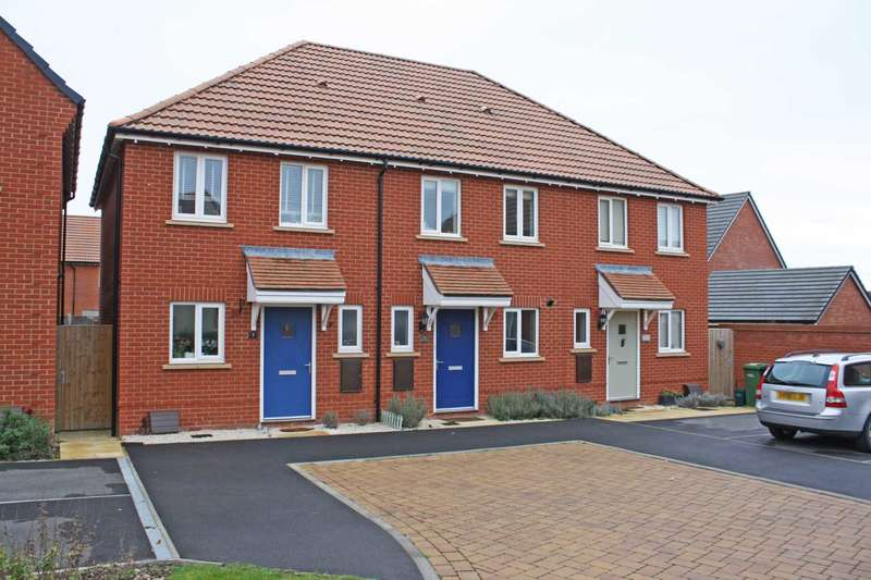 2 Bedrooms Terraced House for sale in Mistletoe Mews, Harwell