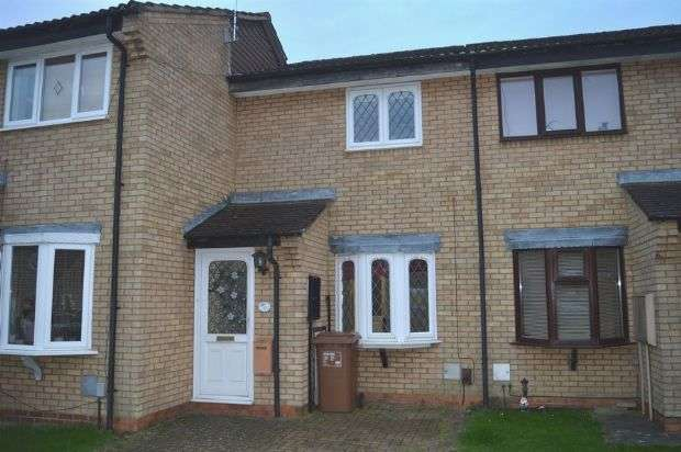 1 Bedroom Terraced House for sale in Hamsterly Park, Southfields, Northampton NN3 5DA