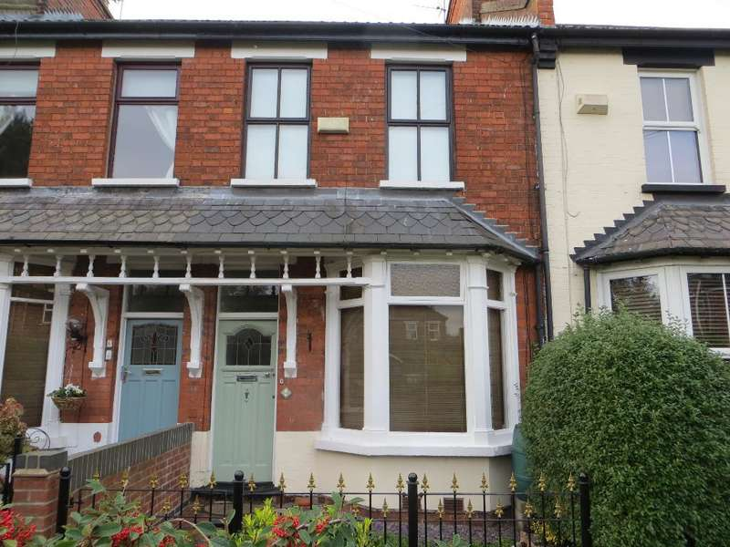2 Bedrooms Terraced House for rent in Farnley Square, Ella Street, Hull, HU5 3AN