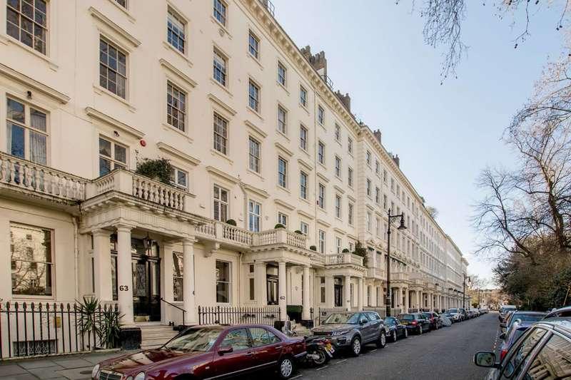 2 Bedrooms Flat for rent in Warwick Square, Pimlico, SW1V