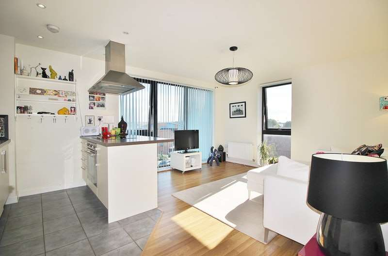2 Bedrooms Flat for sale in Hillyfield, Walthamstow, London, E17