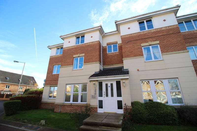 2 Bedrooms Flat for sale in Morris Fields, Normanton, WF6