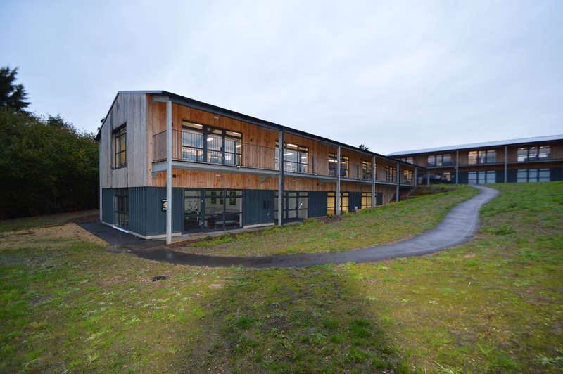 Office Commercial for sale in Units 31 And 32, Glasshouse Studios (freehold), Fryern Court Road, Fordingbridge, SP6 1QX