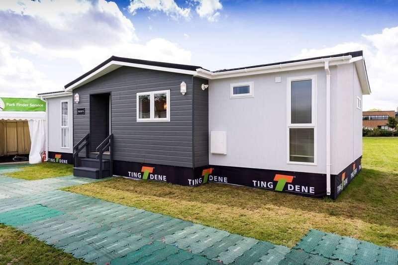 3 Bedrooms Mobile Home for sale in St. Merryn Park