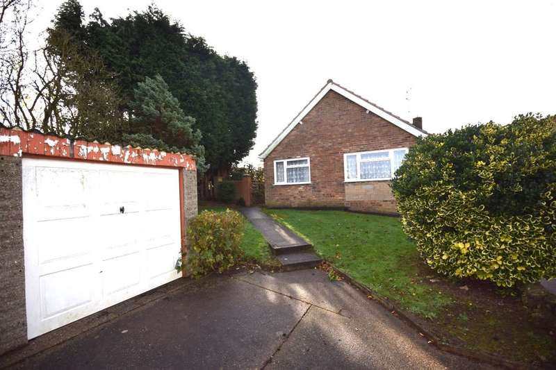 3 Bedrooms Detached Bungalow for sale in Beverley Drive, Kirkby-In-Ashfield, Nottingham, NG17