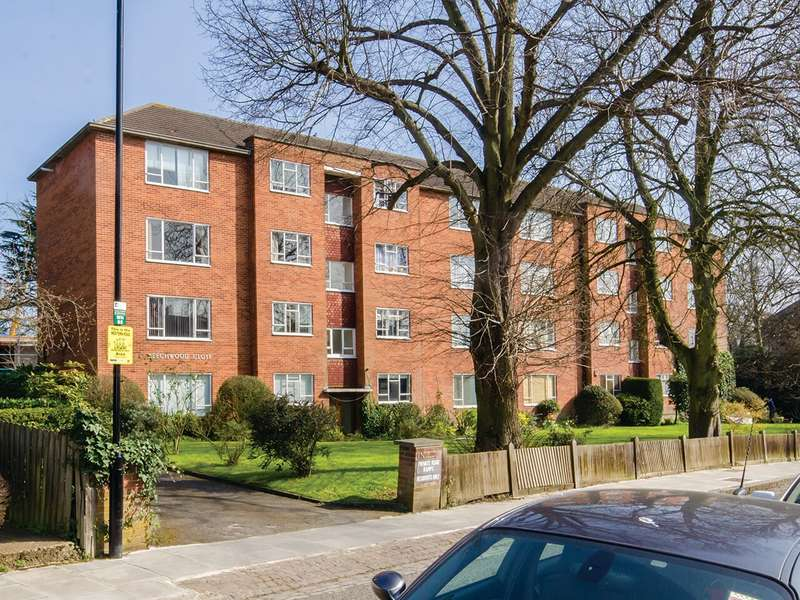 2 Bedrooms Flat for sale in Beechwood Close, Western Road, East Finchley, London