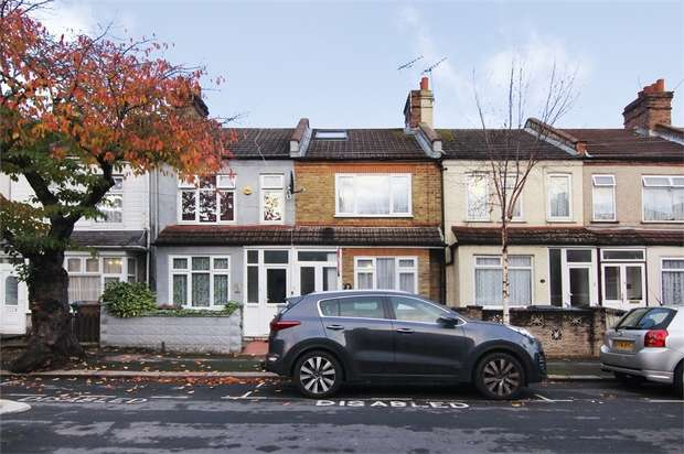 3 Bedrooms Terraced House for sale in Spencer Road, Walthamstow, London