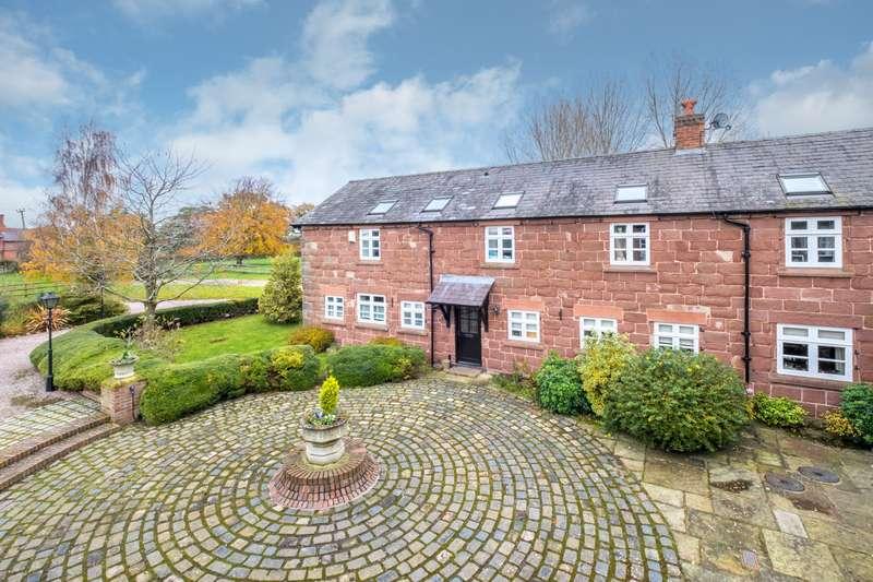 3 Bedrooms House for sale in 3 bedroom Barn Conversion Semi Detached in Waverton