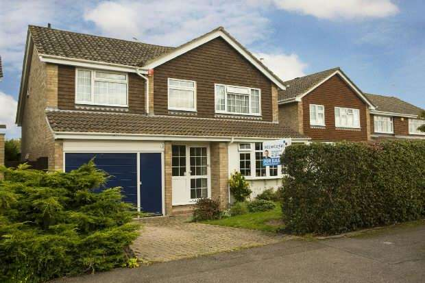 5 Bedrooms Link Detached House for sale in Highfields, Earley, Reading