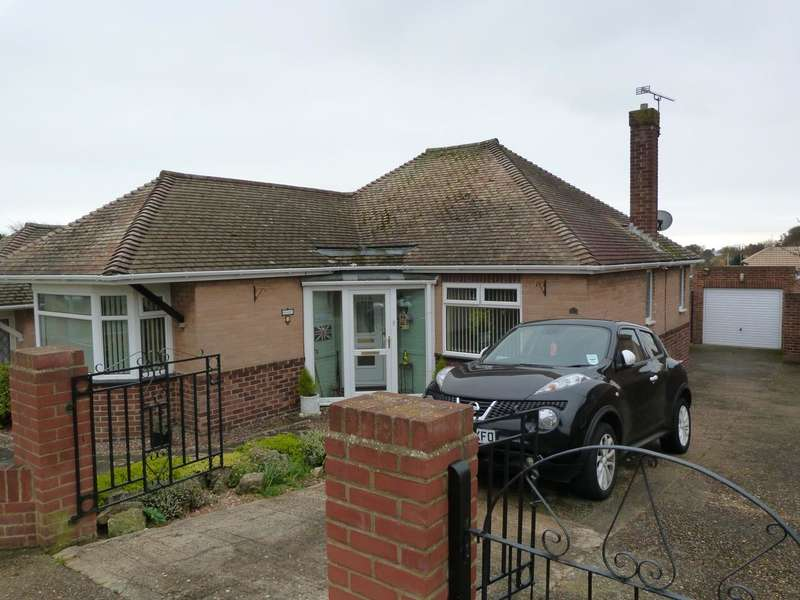 2 Bedrooms Detached Bungalow for sale in Darnley Close, Broadstairs