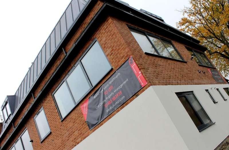 2 Bedrooms Flat for rent in 2 bedroom Duplex Flat in West Byfleet