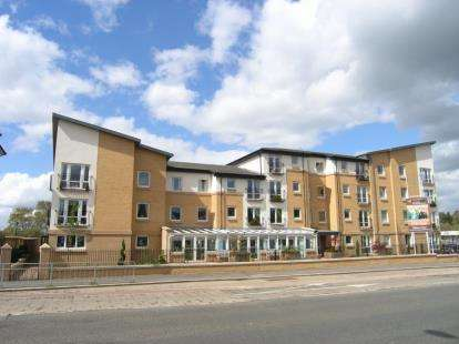 1 Bedroom Retirement Property for sale in Hilltree Court, 96 Fenwick Road, Giffnock, East Renfrewshire